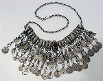 Here's a wonderful, easy to wear silver necklace you'll love!